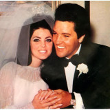 Elvis and Priscilla wedding in Vegas